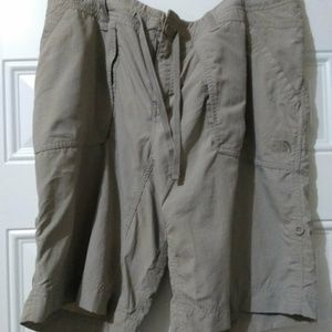 The North Face Cargo Hiking Shorts